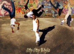 Wallpapers Sports - Leisures The Hip Hop Style
