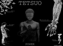Fonds d'écran Manga tetsuo powa!!!