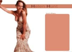 Fonds d'écran Célébrités Femme Helen Hunt