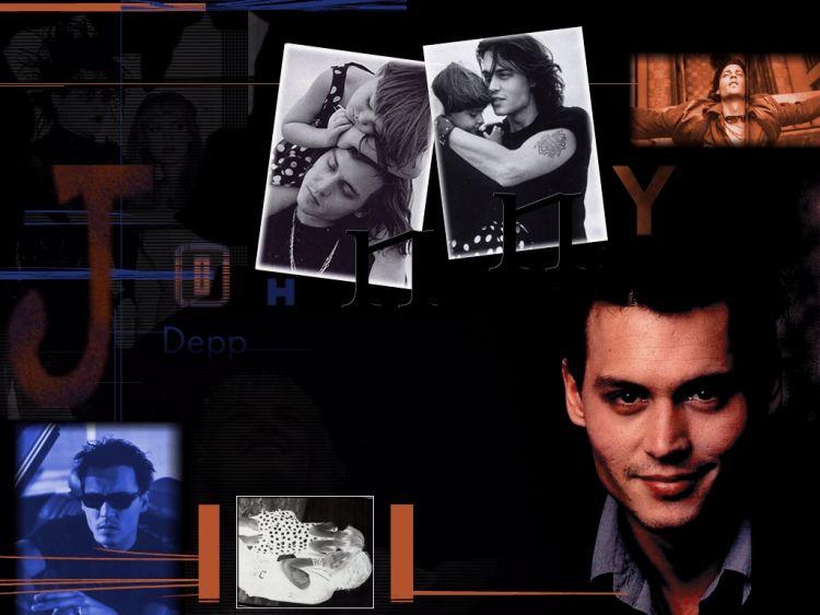 Fonds d'écran Célébrités Homme Johnny Depp Johnny Depp