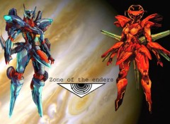Wallpapers Video Games Zone of the enders