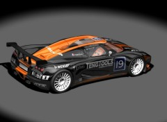 Fonds d'écran Art - Numérique Koenigsegg Course by AngelUS49