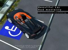 Wallpapers Brands - Advertising Handicape international
