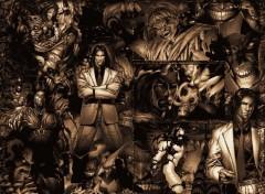 Fonds d'écran Comics et BDs Darkness