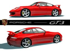 Fonds d'écran Voitures Porsche GT3