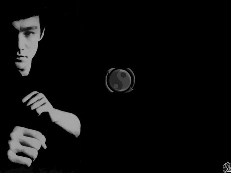 Wallpapers Celebrities Men Wallpapers Bruce Lee La Voie Du