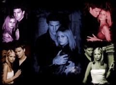 Fonds d'écran Séries TV Love Buffy