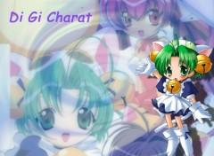 Fonds d'écran Manga Di Gi Charat