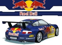 Fonds d'écran Voitures -- Red Bull --