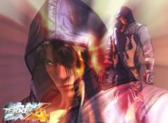 Fonds d'écran Jeux Vidéo Wall Tekken 4