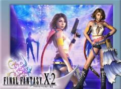Fonds d'écran Jeux Vidéo Yuna 2 le retour