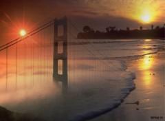 Fonds d'écran Art - Numérique Le pont des songes
