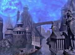 Fonds d'écran Art - Numérique Atlantis