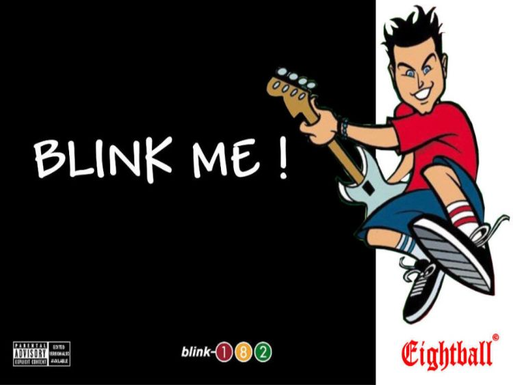 Wallpapers Music Wallpapers Blink 182 Blink Me By