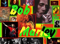 Fonds d'écran Musique Bob