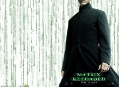 Wallpapers Movies The Matrix Reloaded - Neo