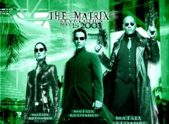 Wallpapers Movies MatriX Revolution