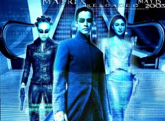 Wallpapers Movies matrix2