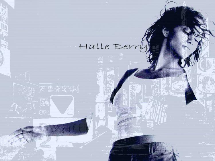 Fonds d'écran Célébrités Femme Halle Berry halle berry rulez