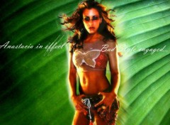 Wallpapers Music Anastacia in Effect