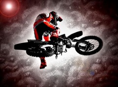 Wallpapers Motorbikes BIG AIR