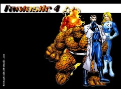 Wallpapers Comics Ruthay Fantastic Four 01