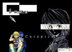Fonds d'écran Manga Curapica