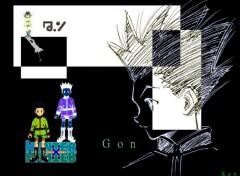 Fonds d'écran Manga Gon