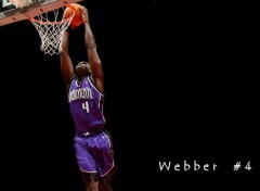 Wallpapers Sports - Leisures Chris Webber