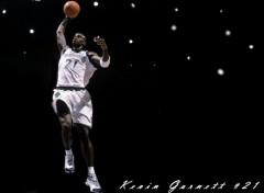 Wallpapers Sports - Leisures Kevin Garnett