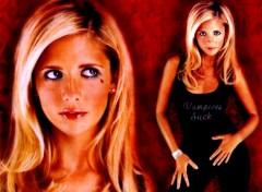 Fonds d'écran Célébrités Femme Buffy the slayer