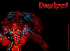 Fonds d'écran Comics et BDs Ruthay Deadpool 01