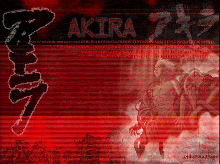 Fonds d'écran Manga Akira akira trash