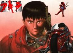 Fonds d'écran Manga Akira
