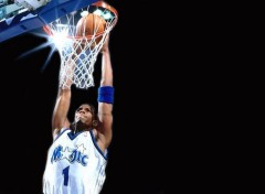 Wallpapers Sports - Leisures Tracy McGrady