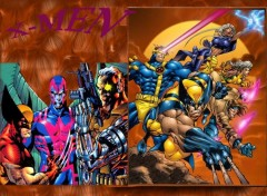 Wallpapers Comics x men
