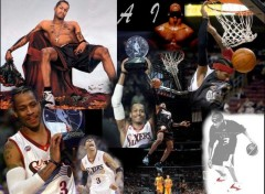 Wallpapers Sports - Leisures Allen Iverson