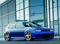 Wallpapers Cars golf rs 32