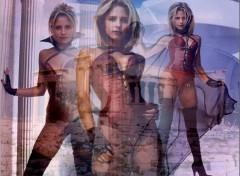 Fonds d'écran Célébrités Femme Sexy Buffy