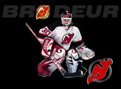 Wallpapers Sports - Leisures Brodeur Rulezzzz 1.2