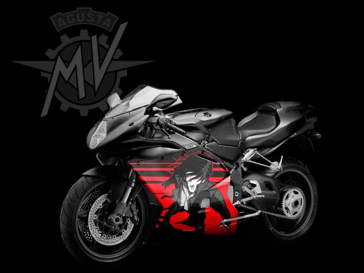 Fonds d'écran Motos MV Agusta MV agusta1