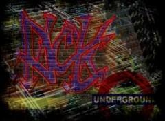 Fonds d'écran Art - Numérique Dirty Graf