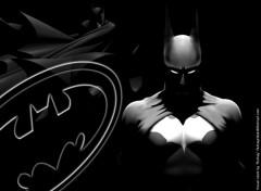 Fonds d'écran Comics et BDs Ruthay Batman 01