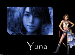 Wallpapers Video Games yuna is back