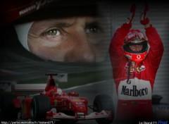 Fonds d'écran Sports - Loisirs Michael Schumacher 2 1024 x 768