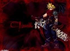 Wallpapers Video Games Cloud dans Kingdom Hearts