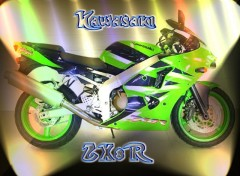 Wallpapers Motorbikes Kawasaki ZX8r