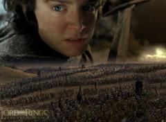 Fonds d'écran Cinéma Frodo