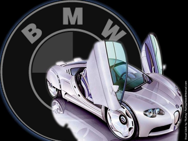 Fonds d'écran Voitures BMW Ruthay BMW 01