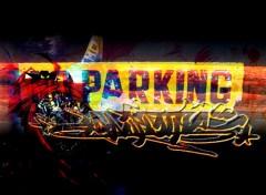 Fonds d'écran Art - Numérique No parking